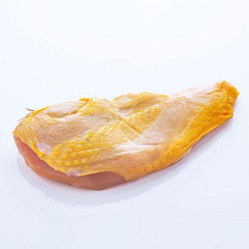 Filet de poulet fermier de l'Aveyron, Maison Conquet (x 2, de 580 à 620 g)