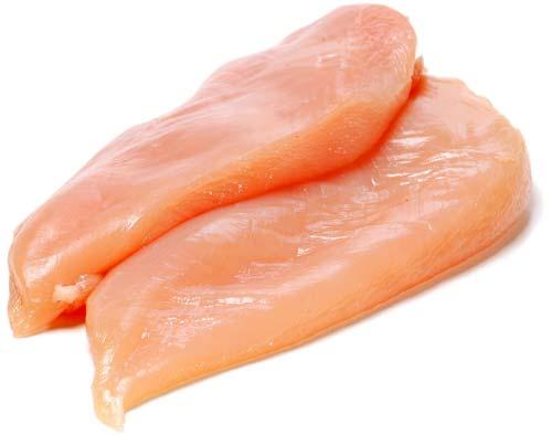 Filet de poulet (x 2, 400 - 450 g)