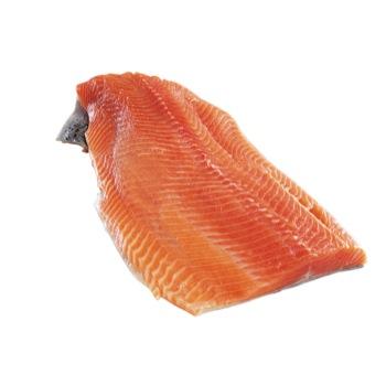 Filet de truite élevage de Bretagne (environ 140 g, 1 ou 2 morceau selon la taille du poisson)