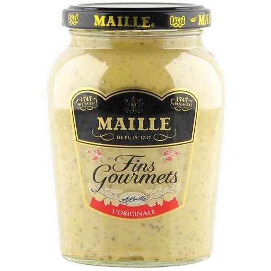 Moutarde Fins Gourmets l'Originale, Maille (340 g)