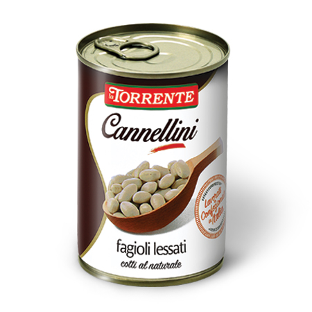 Flageolets Cannellini, Torrente (400 g)