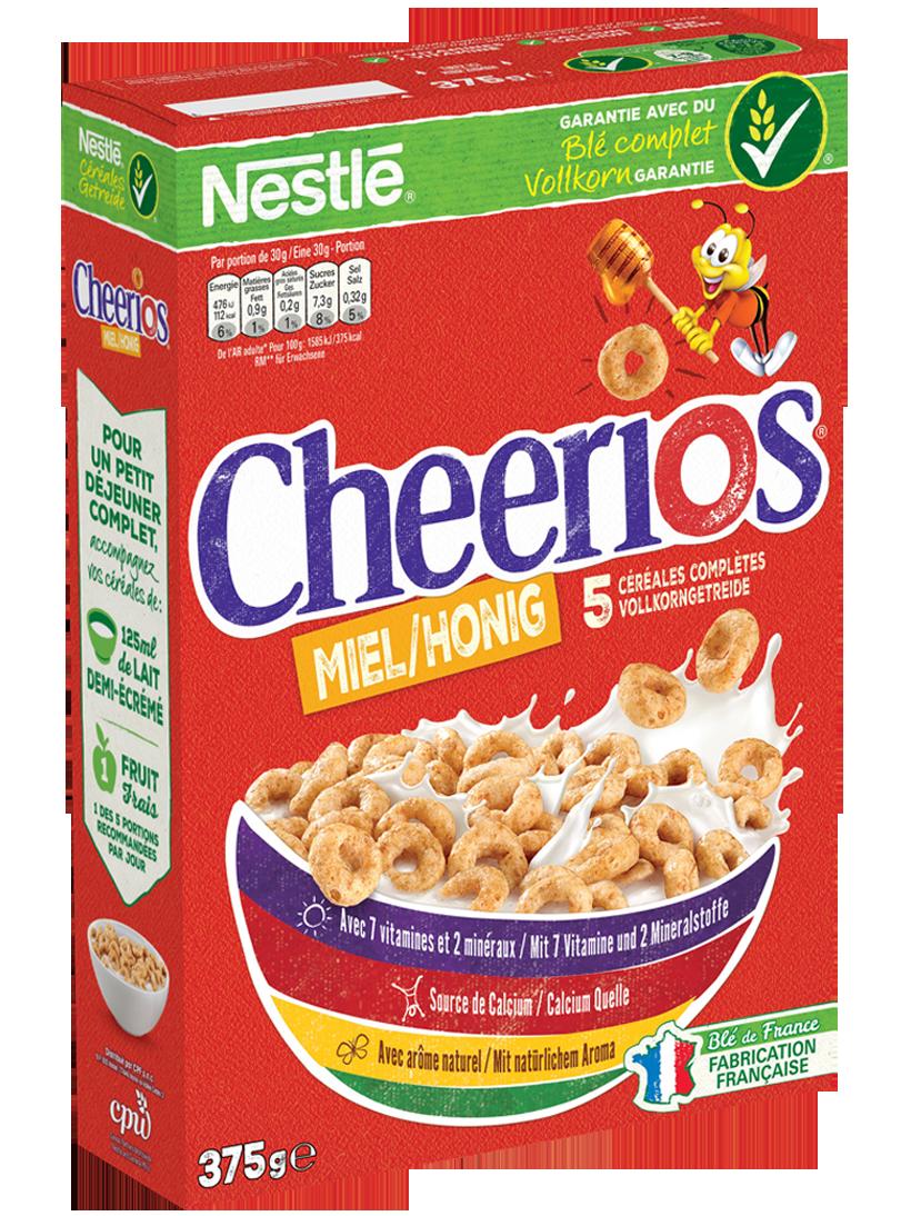 Céréales Cheerios, Nestlé (375 g)