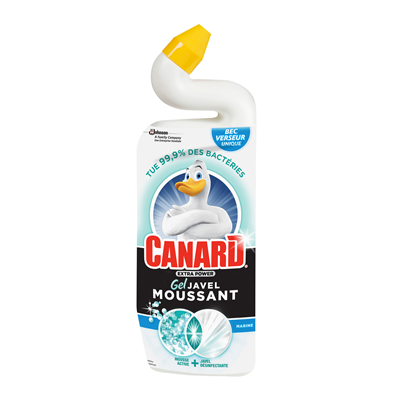 Gel X power Javel Moussante Marine, Canard (750 ml)