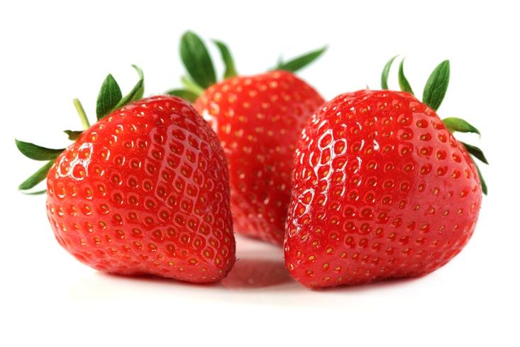 Barquette de fraises Charlotte BIO (250 g)