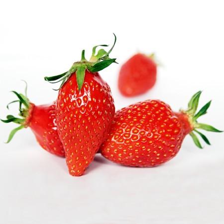 Barquette de fraises BIO (250 g)