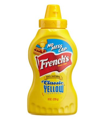 Moutarde Classic yellow, French's (226 g)