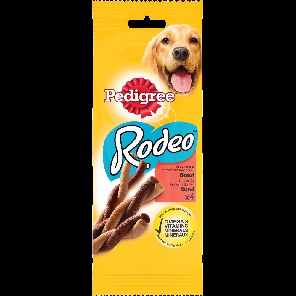 Friandises pour chien Rodéo, Pedigree (70 g)