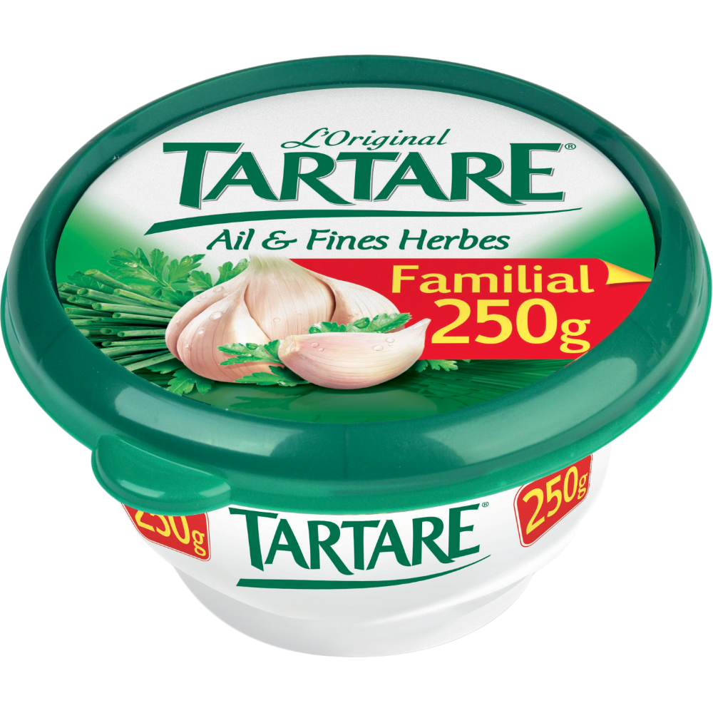 Tartare Ail & Fines Herbes (250 g)