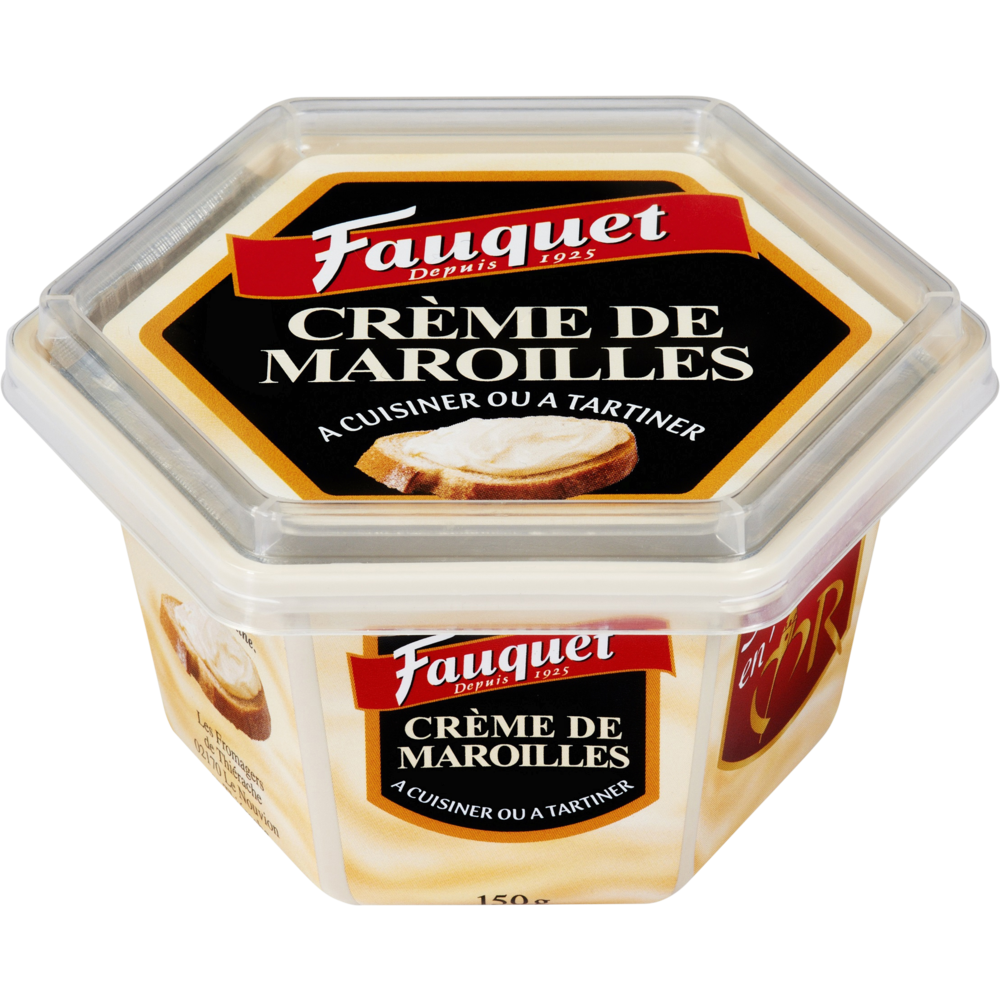 Crème de Maroilles, Fauquet (150 g)