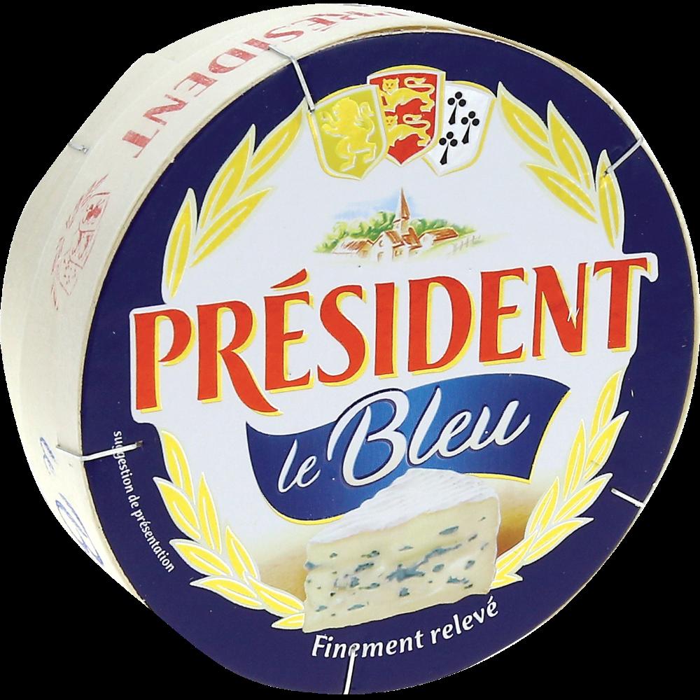 Le Bleu 28% mg, Président (200 g)