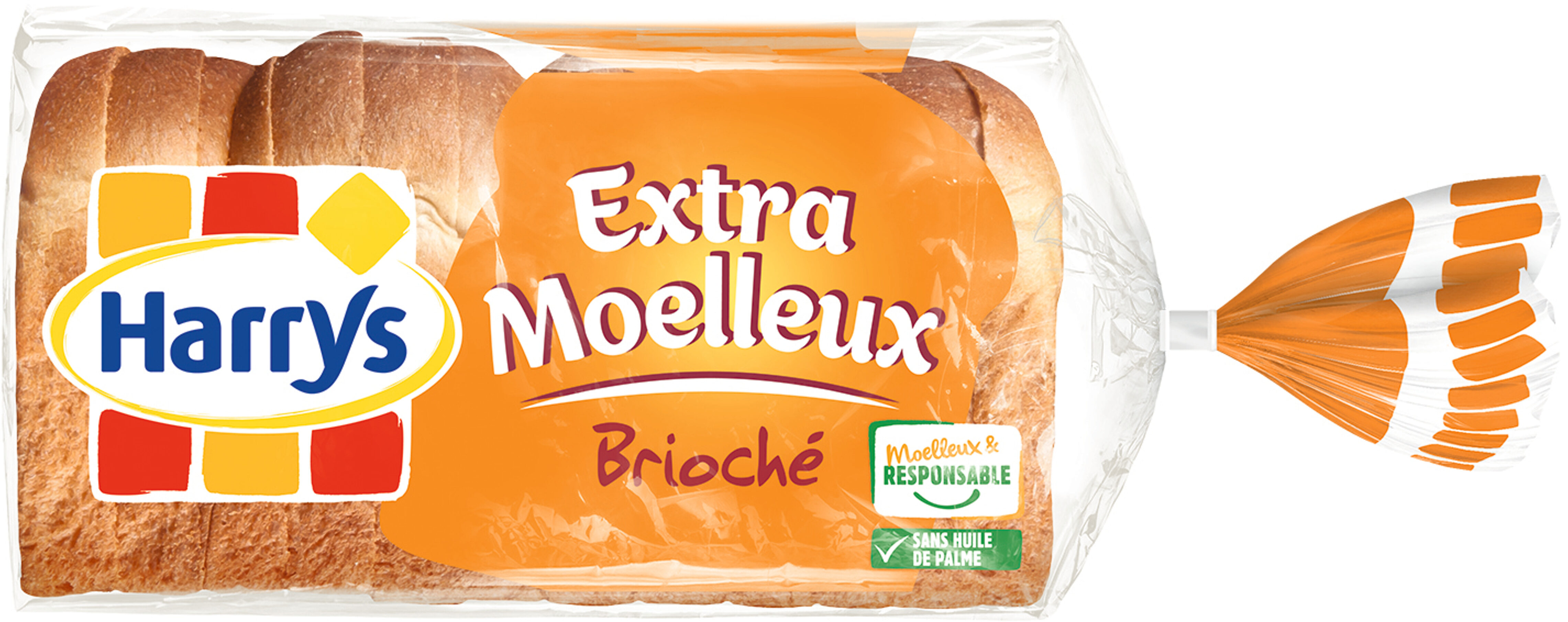 Extra moelleux brioché, Harry's (250 g)