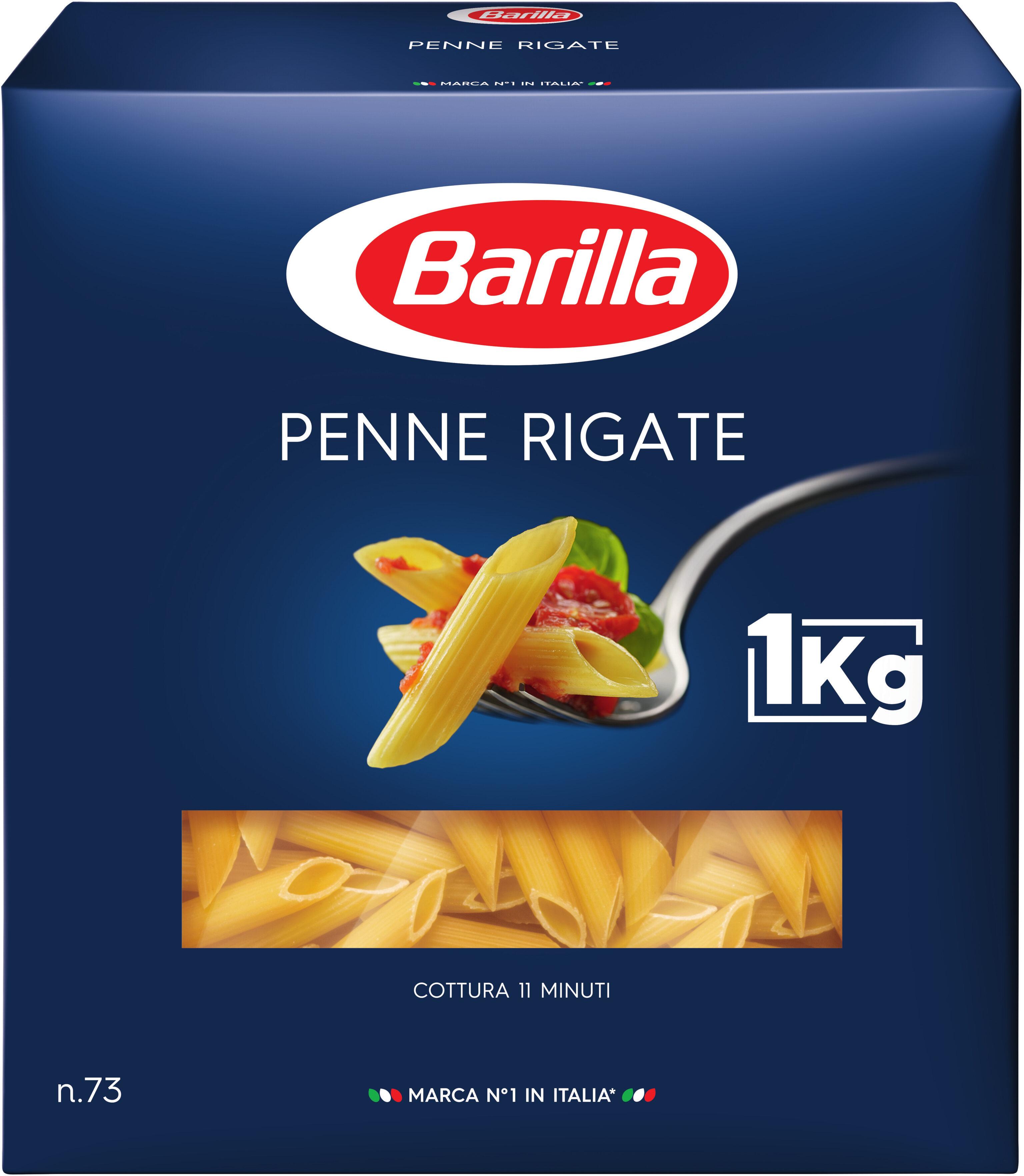 Penne rigate, Barilla (1 kg)