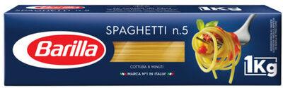 Spaghetti n°5, Barilla (1 kg)