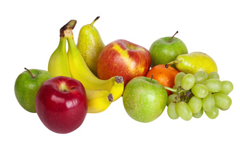 Fruits frais BIO en vrac (10 kg)