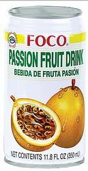Jus de fruits de la passion Foco (35 cl)