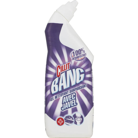 Canalisations & WC, Cillit Bang  (750 ml)