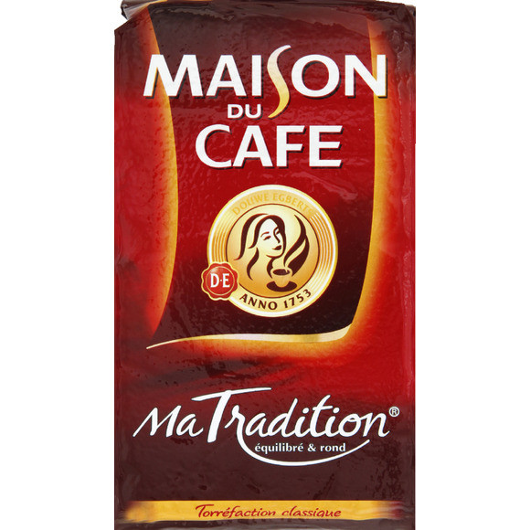 Café moulu Ma Tradition, Maison du café (250 g)