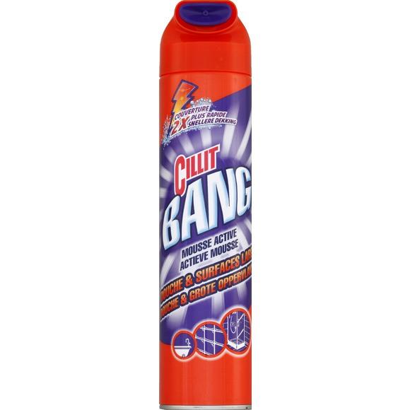 Mousse Active, Cillit Bang (600 ml)