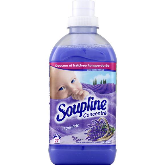 Adoucissant concentré lavande, Soupline (630 ml)