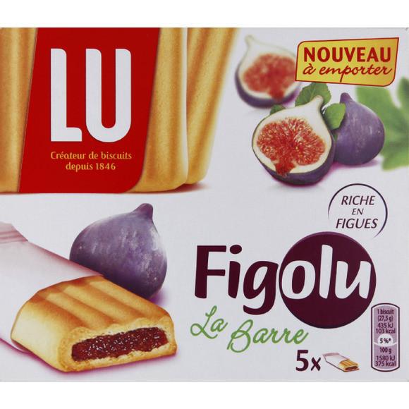 La barre Figolu, Lu (x 5, 138 g)