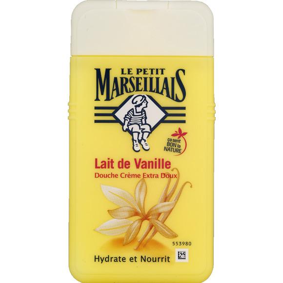 Gel douche à la vanille, Le Petit Marseillais (250 ml)