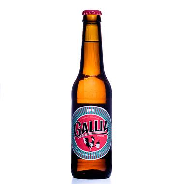 WEST IPA bière houblonnée, Gallia (33 cl)