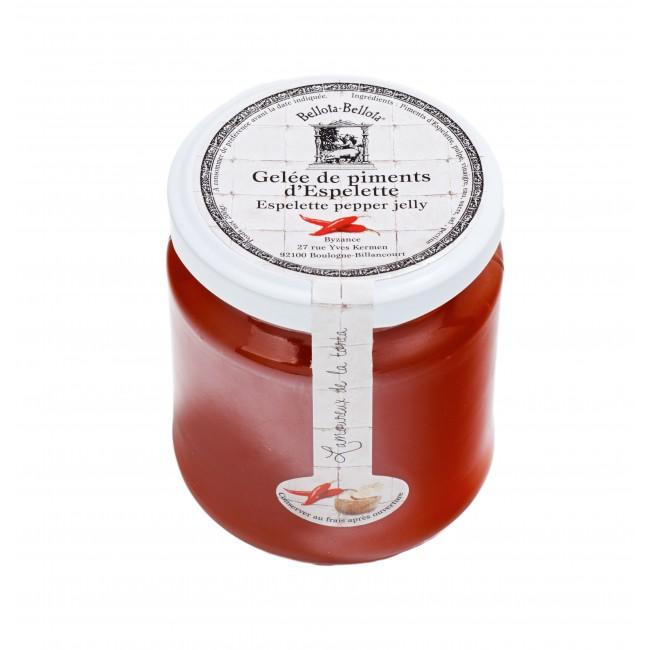 Gelée de piment d'Espelette, Bellota-Bellota (200 g)