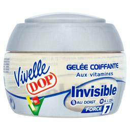 Gelée coiffante Invisible, Vivelle (150 ml)