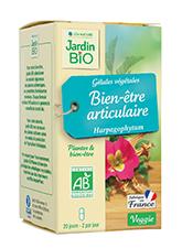 Gélules végétales Bien-être articulaire - Harpagophytum BIO (x 40)