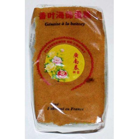 Génoise à la baitoey (140 g)