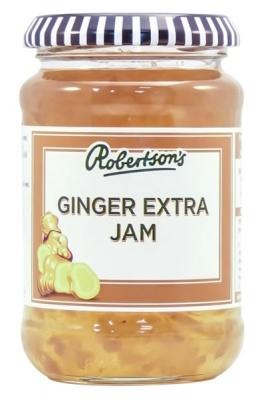 Marmelade au gingembre, Robertson's (340 g)