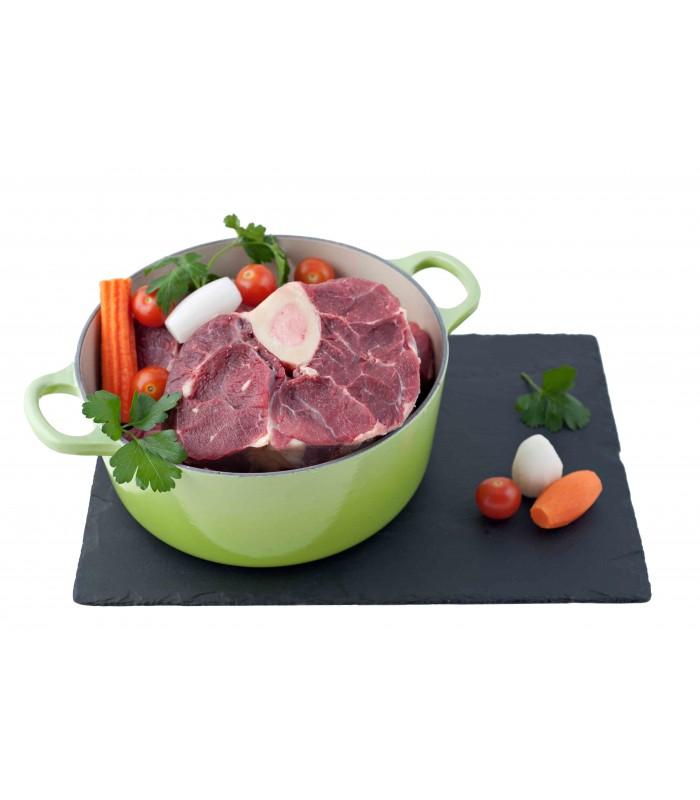 Jarret de bœuf en rondelle, Maison Conquet (de 750 à 950 kg)