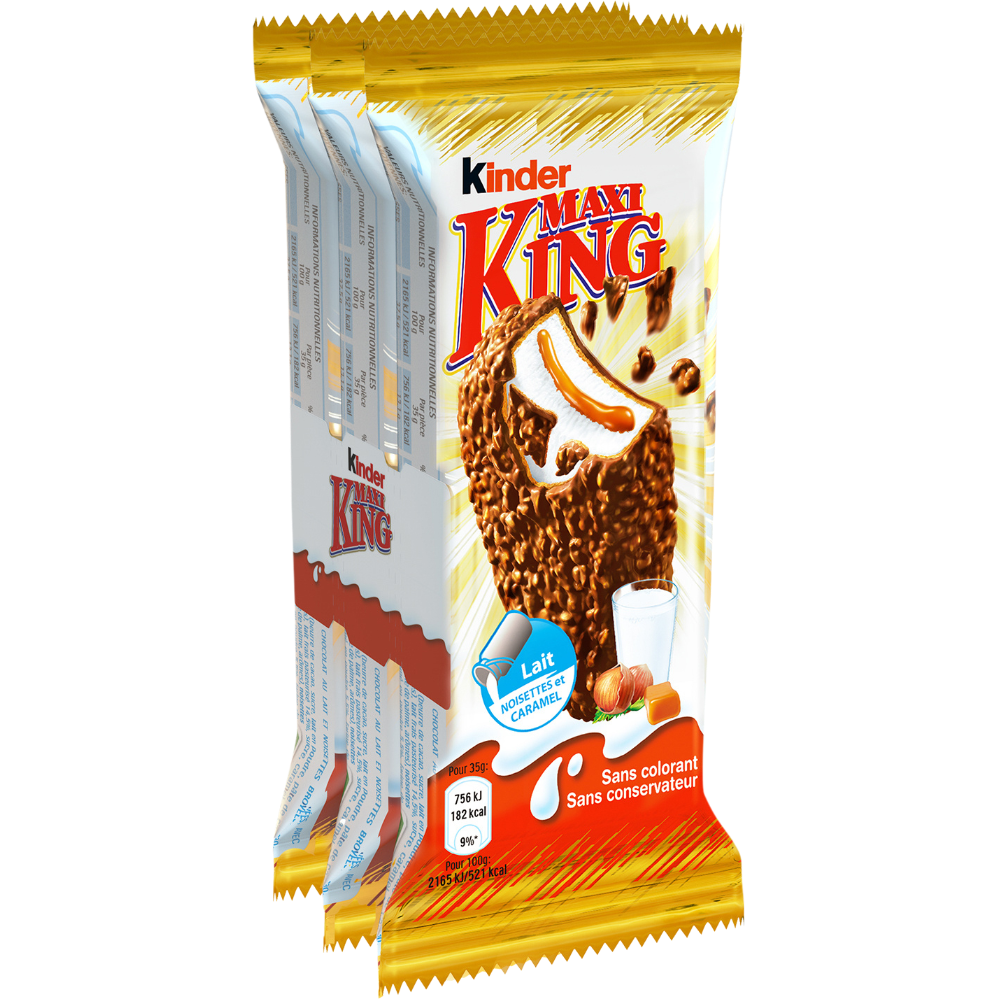Kinder Maxi King (3 x 35 g)