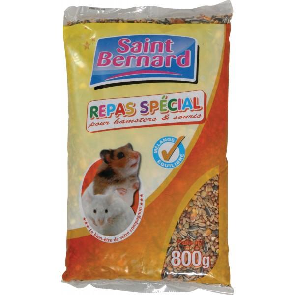 Graines pour hamster et souris (800 g)