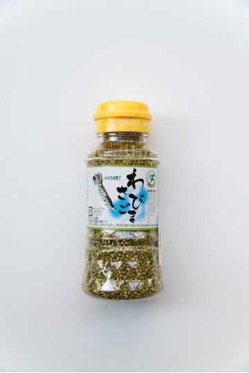 Sésame torréfié au wasabi (80 g)