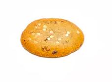 Grand cookie pépites de chocolat noir et blanc, Rachel's Cake