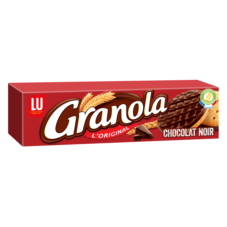 Granola l'original au chocolat noir, Lu (195 g)