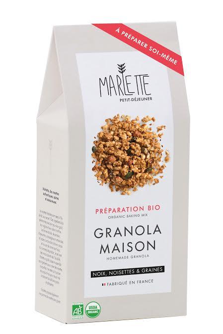 """Préparation """"Granola"""" BIO, Marlette (300 g)"""