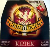 Pack de Grimbergen Kriek (6 x 25 cl)