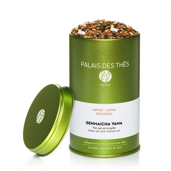 Thé vert Genmaicha Yama, Palais des Thés (130 g)