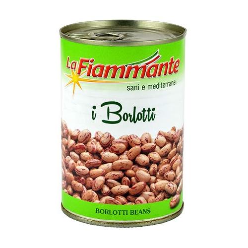 Haricots Borlotti (400 g)