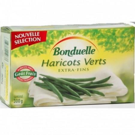 Haricots verts extra fins, Bonduelle surgelé (300 g)