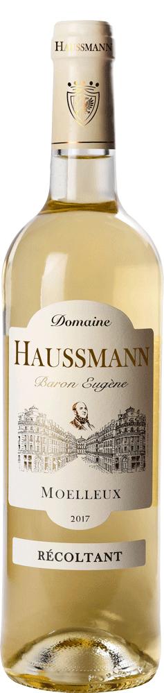 Bordeaux moelleux Domaine Haussmann 2016 (75 cl)