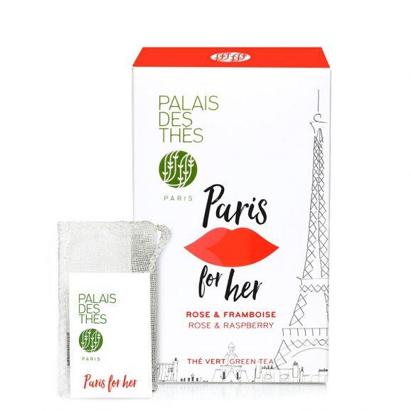 Thé vert Paris for her, Palais des Thés (x 20)