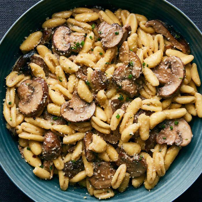 Kit cavatelli et sa sauce crèmeuse truffe et champignons