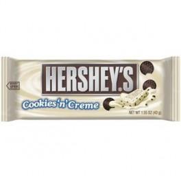 Barre Cookies'n'creme Hershey's (43 g)