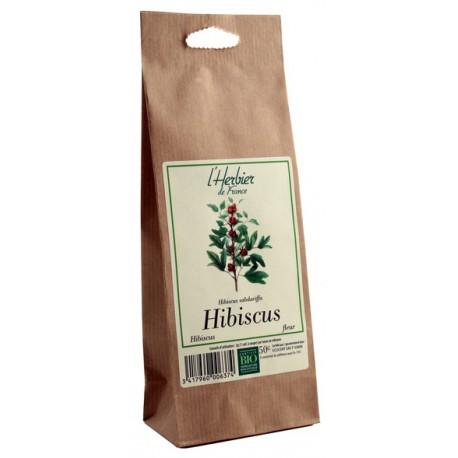 Hibiscus BIO, Herbier de France (50 g)