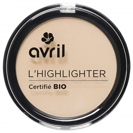 Highlighter certifié BIO, Avril