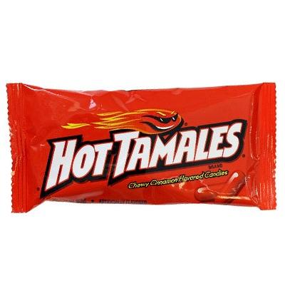 Bonbons à la cannelle, Hot Tamales (51 g)