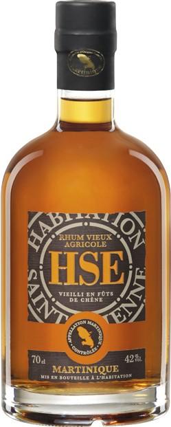 Rhum HSE Vieux (70 cl)